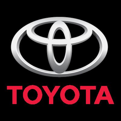 Toyota logo vector