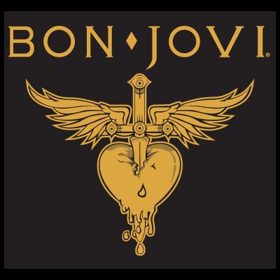 Bon Jovi vector logo