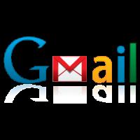 Gmail logo vector in EPS