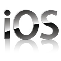 IOS logo vector
