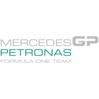 Mercedes GP Petronas F1 logo vector in .AI format