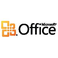 Microsoft Office 2010 logo vector