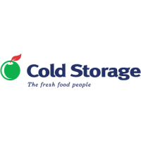 Cold Storage logo vector