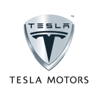 Tesla Motors logo vector