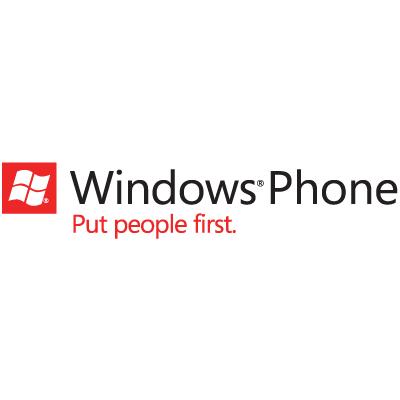 Windows Phone logo vector