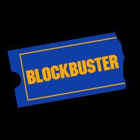 Blockbuster logo vector