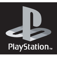 Playstation logo vector