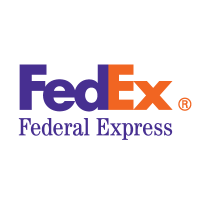 FedEx logo vector