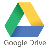 Google Drive logo vector