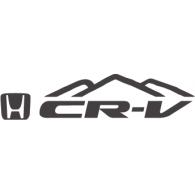 Honda CRV logo vector, logo Honda CRV in .EPS format