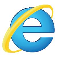 Internet Explorer 9 logo vector