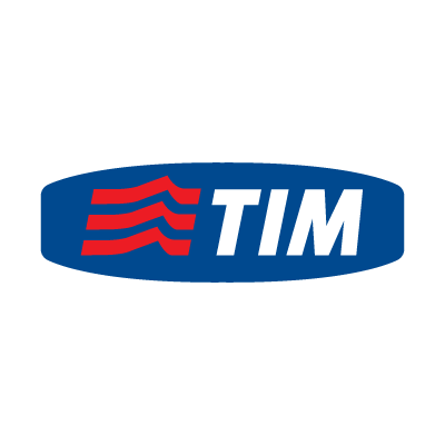 TIM vector logo