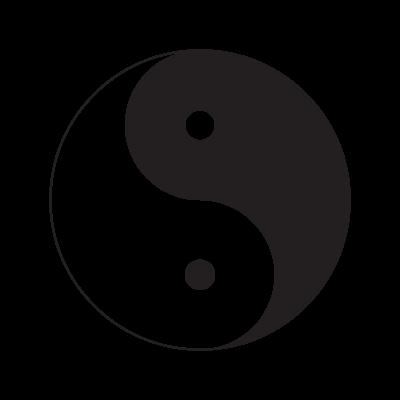 yin yang logo vector eps ai cdr pdf svg free download rh freevectorlogo net Cool Vector Yin Yang Symbol Designs