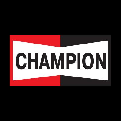 Champion logo vector