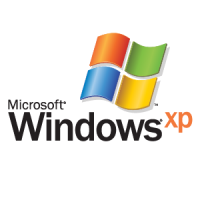 Windows XP logo vector