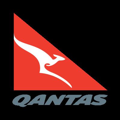 Qantas vector logo - F...
