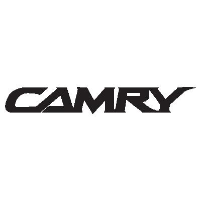 Toyota Camry logo vector