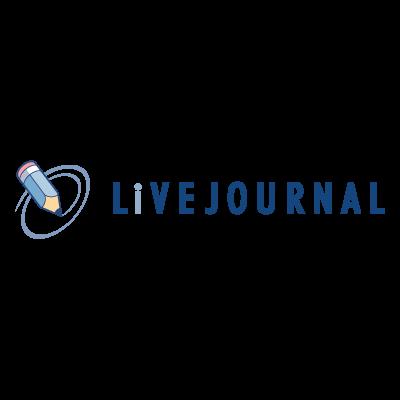 LiveJournal logo vector