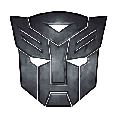 transformers logo vector freevectorlogonet