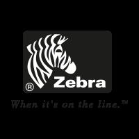 Zebra vector logo