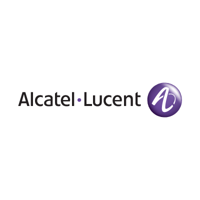 Alcatel Lucent logo vector
