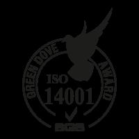 ISO 14001 vector logo