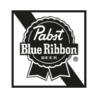 Pabst Blue Ribbon vector logo