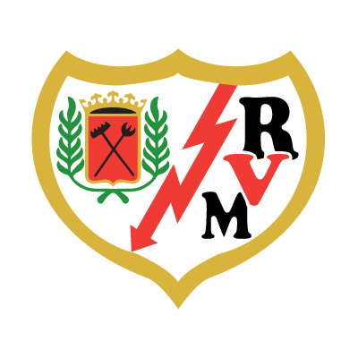Rayo Vallecano logo vector