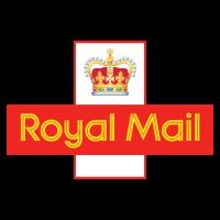 Royal mail logo vector