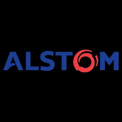 Alstom logo vector