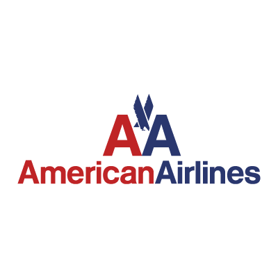 American Airlines logo vector