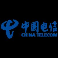 China Telecom logo vector