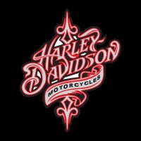 Harley-Davidson Motor logo vector