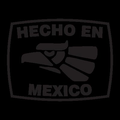 hecho en mexico logo vector (.eps, .ai, .cdr, .pdf, .svg) free