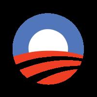 Obama 2012 vector logo
