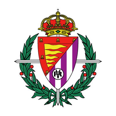 Real Valladolid logo vector