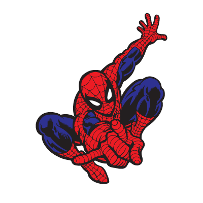spiderman vector (.eps, .ai, .cdr, .pdf, .svg) free download