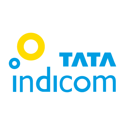 Tata Indicom vector logo