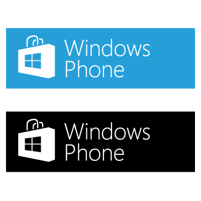 Windows Phone Store vector
