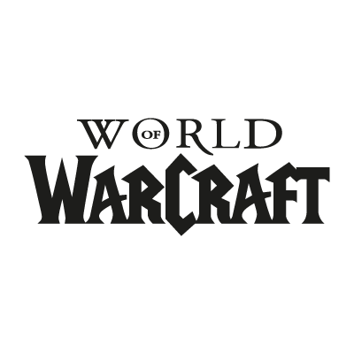 world of warcraft vector logo (.eps, .ai, .cdr, .pdf, .svg) free