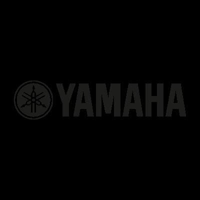 Yamaha Black vector logo