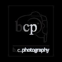 B.c.photography logo vector