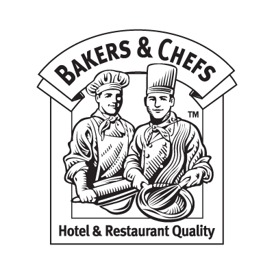 Bakers & Chefs logo vector