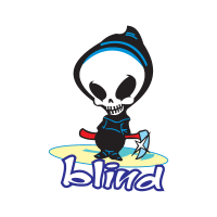 Blind Jeans logo vector