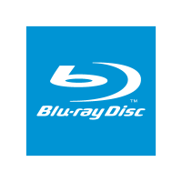 Blu-ray Disc logo vector