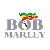 Bob Marley root wear logo vector