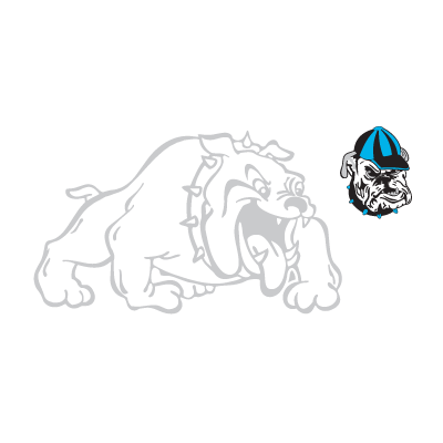 Bulldogs logo vector