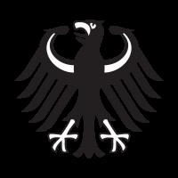 Bundesadler logo vector