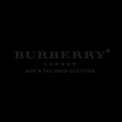 Burberrys of London (.EPS) logo vector