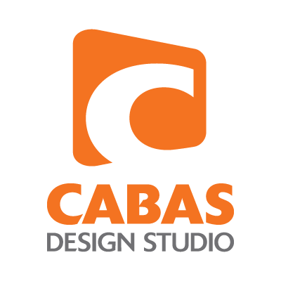 Cabas Design Studio logo vector